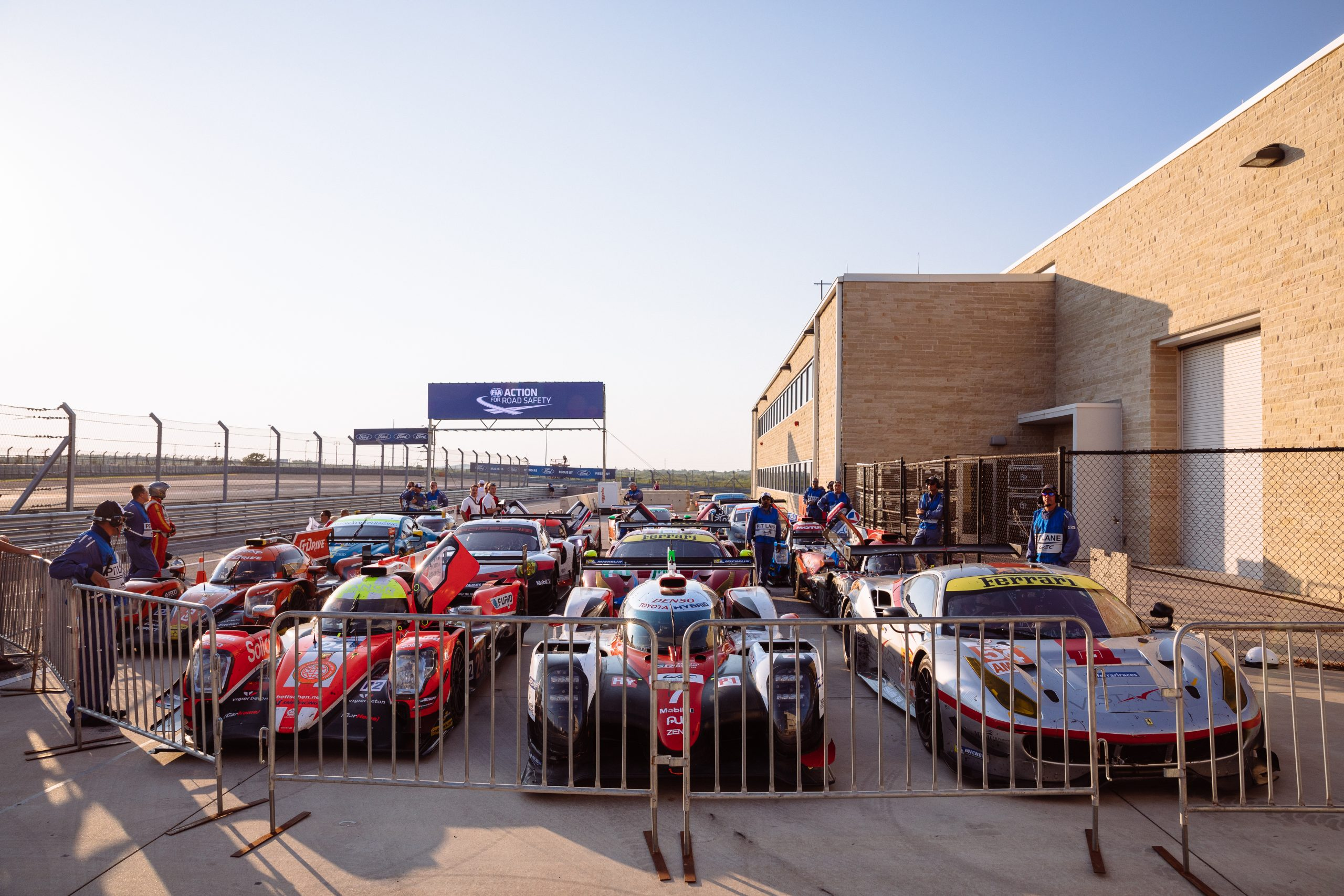 2017 WEC 6 Hours of COTA